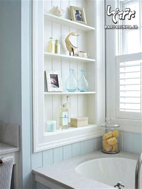 dry lining bathroom walls تزئین متفاوت و زیبای دستشویی های کوچک
