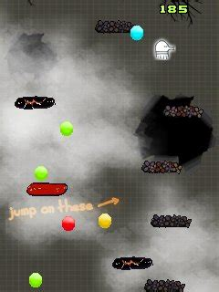 doodle jump zte f160 прыгающие человечки хеллоуин на телефон скачать doodle
