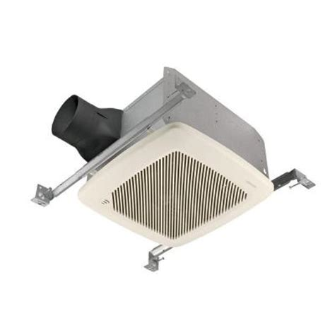 broan ceiling exhaust fan broan qtr series 100 cfm ceiling humidity sensing