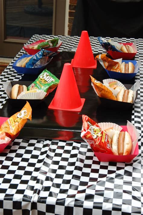 backyard cing birthday party 17 best ideas about car centerpieces on pinterest cars