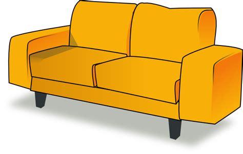 Sofa Clip Art At Clker Com Vector Clip Art Online