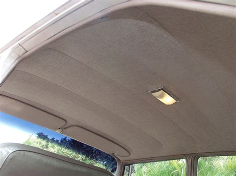 Car Interior Ceiling by Cooks Upholstery And Classic Restoration Auto Upholstery