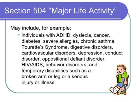 section 504 adhd introduction to section 504 09 08