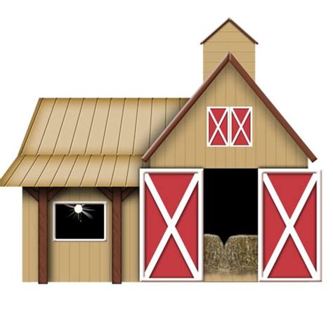 bauernhof scheune clipart 858 best images about fazendinha on farm