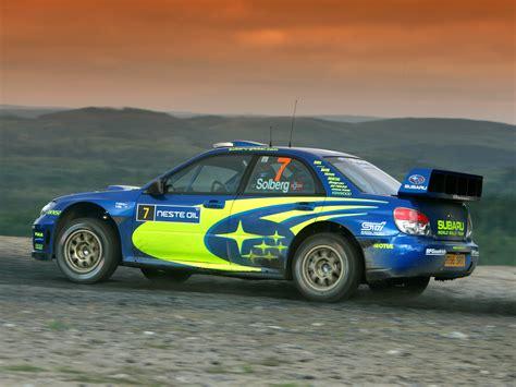 Subaru Impreza Wrc Gd 2006 08