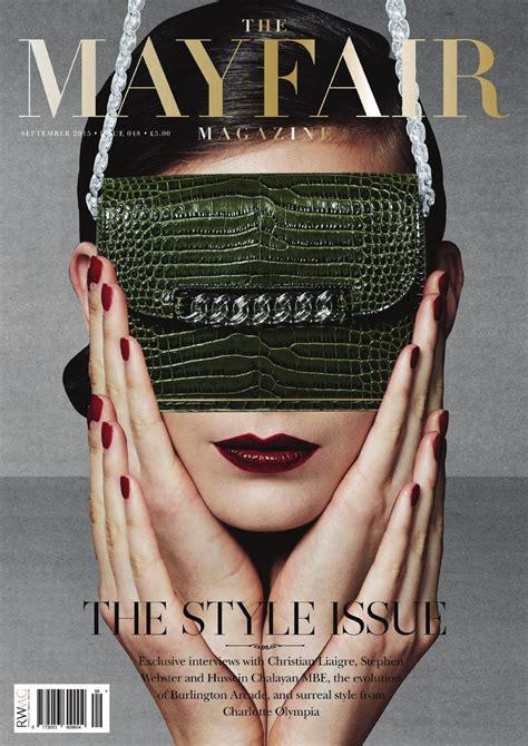mayfair magazine september   runwild media group
