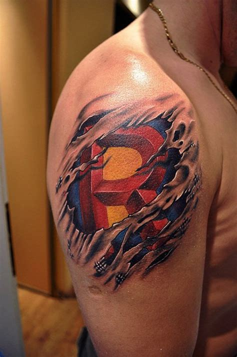 cool 3d tattoo designs cool design pictures images tattowmag