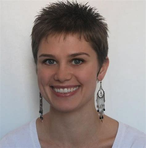 spiky short hairstyles for women over 50 short spiky haircut in haircuts by it s all about me