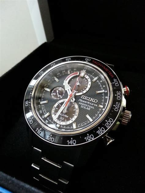 Seiko Sportura Ssc357p1 seiko sportura perpetual solar ssc357p1 s wristwatch