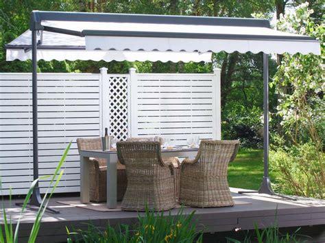 überdachung terrasse freistehend fantastisch markise freistehend terrasse sonnenschutz fuer