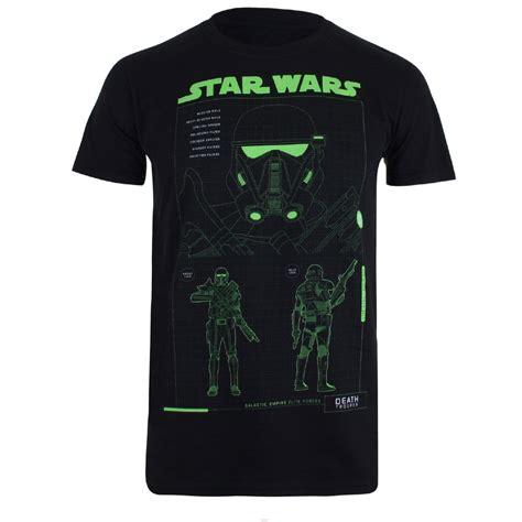 cgv merchandise star wars star wars rogue one men s death trooper schematic t shirt