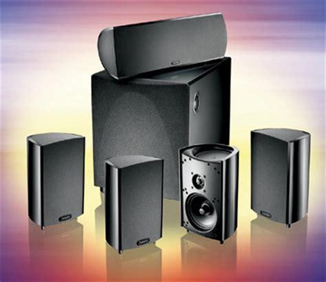 definitive technology procinema  home theater speaker
