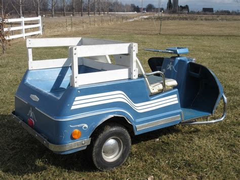 3 Wheel Electric Car For Sale by 1969 Harley Davidson 3 Wheel Electric Golf Car Cart For Sale