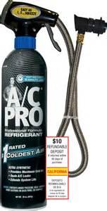 car ac recharge acp 100ca a c pro professional formula r 134a