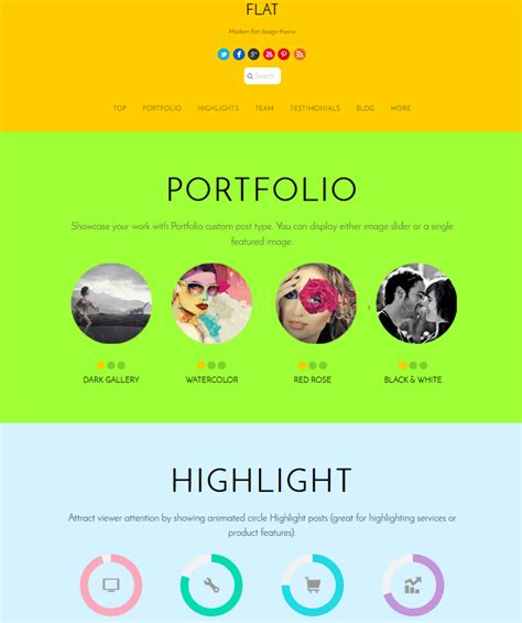 enfold theme one page website 25 of the best one page wordpress themes for 2017