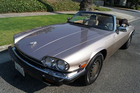 1990 jaguar xjs convertible 1990 jaguar xjs convertible for sale