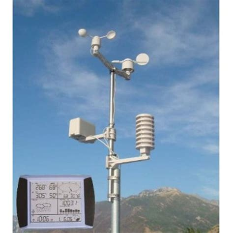 prowler professional weather station wireless home wind
