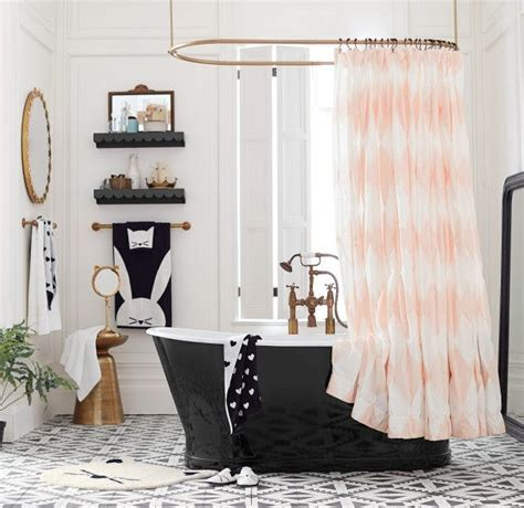 pottery barn teen bathroom this new pbteen collection will have you ready for a