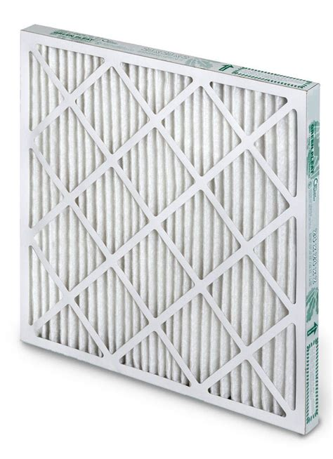 Filter Air 1 20 x 25 x 1 green pleat merv 13 pleated hvac air