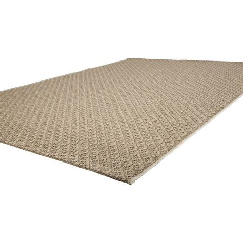 Outdoor Rug 5x7 Cyrene Geometric Beige Metallic Weave Outdoor Rug 5x7 Kathy Kuo Home