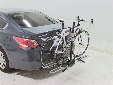 Nissan Altima Bike Rack by Nissan Altima Swagman Xtc 2 2 Bike Platform Rack For 1 1 4 Quot And 2 Quot Trailer Hitches