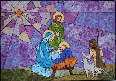 quilt pattern nativity scene sew your own christmas nativity
