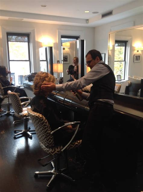 Jaafar Tazi Salon Greenwich Ct | jaafar tazi salon 19 photos 15 reviews hairdressers