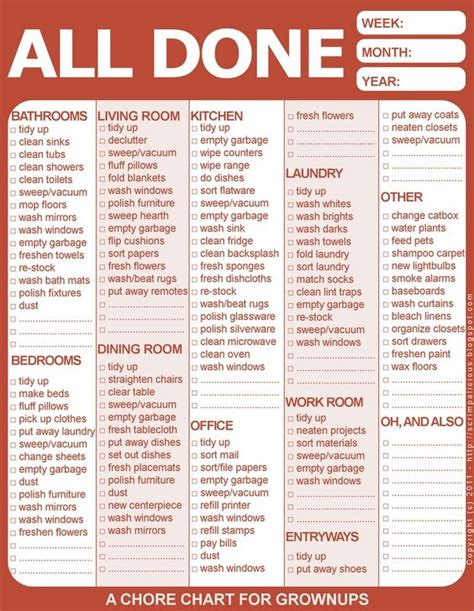 7 Chores I Loathe by Free Printable Pictures Chores Free Printable Chore