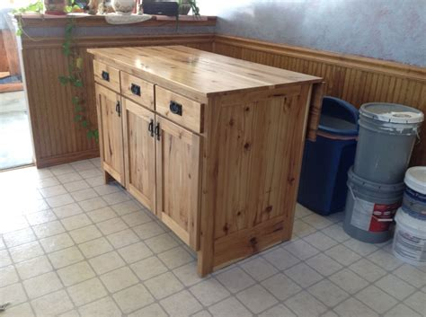 made portable kitchen island by the amish hook up