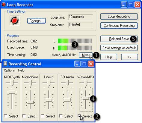 website radio tutorial tutorials record from the internet radio web radio