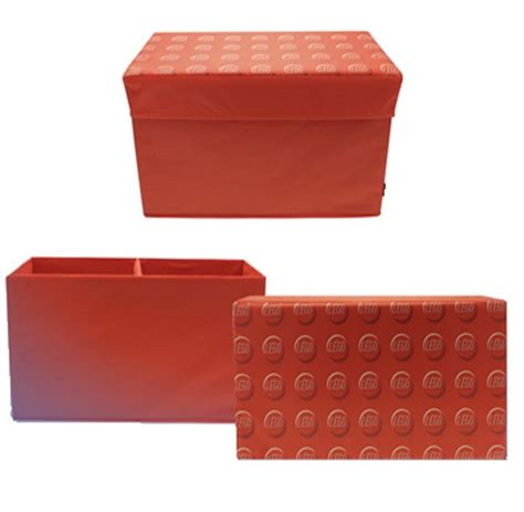 lego storage bench lego storage bench box red blue kids childrens large toy