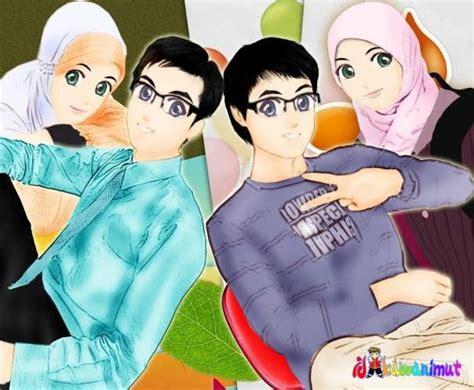 gambar wallpaper muslimah cantik macam macam kartun kartun gamabr muslimah dan muslim