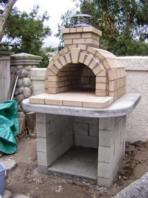 brickwood ovens schlentz wood fired brick pizza oven