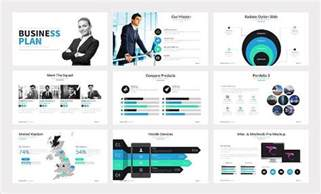 Presentation Template Psd by Best Powerpoint Template 9 Free Psd Ppt Pptx Format
