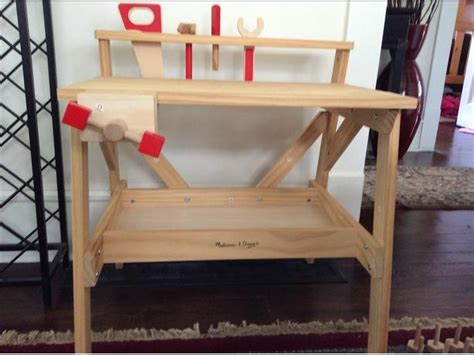 melissa doug tool bench melissa doug wooden project workbench victoria city victoria