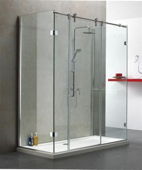 best types of bathroom doors 25 best ideas about custom shower doors on
