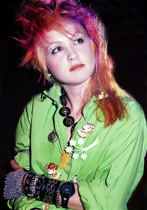 cyndi lauper cyndi lauper rock roll photo gallery