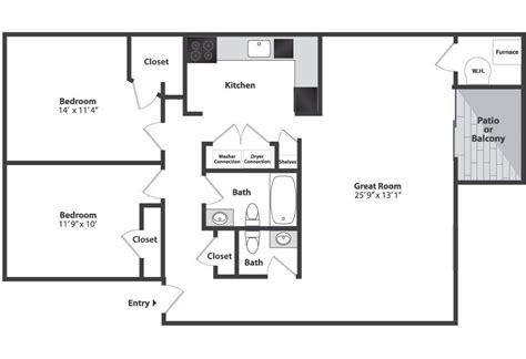 250 square foot apartment floor plan the 250 floor plan napcincinnati