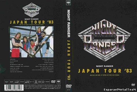 dvd format in japan night ranger japan tour 1983 p 225 gina 2 forum