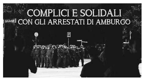 consolato amburgo nog20liberetutti presidi per chiedere la liberazione