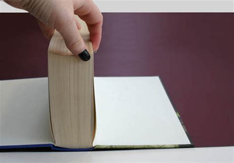 How To Make A Book Out Of Construction Paper - diy project vintage style book dustcovers design sponge