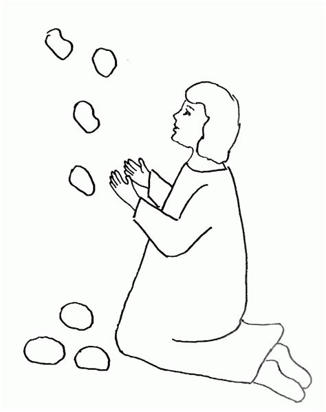 peter helps dorcas coloring pages coloring pages