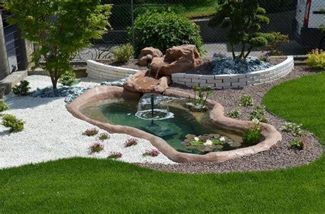 foto laghetti da giardino perch 233 realizzare un laghetto da giardino fontane