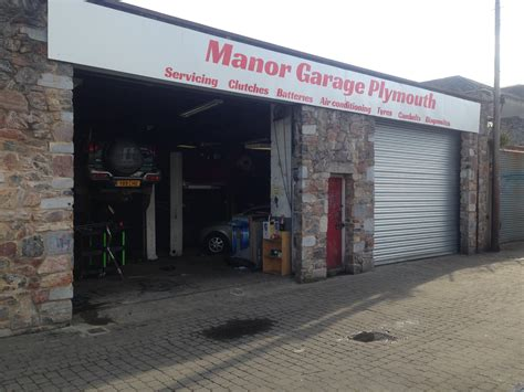 Manor Garage manor garage plymouth in plymouth approved garages