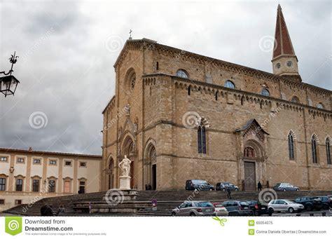 d italia arezzo cath 233 drale d arezzo italie image 233 ditorial image 65054075