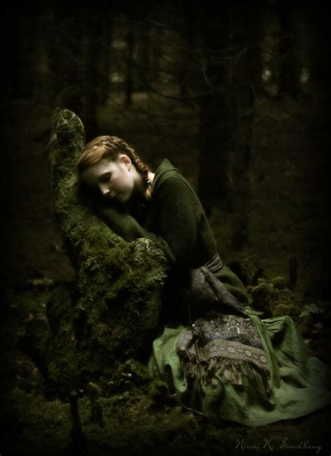 comfort in the woods memory2 by andaria on deviantart