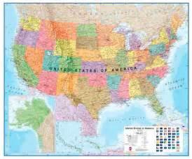 usa maps international paper maps books travel