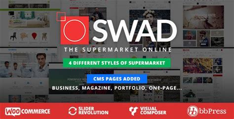 Codecanyon Visual Composer Background Sliders Free Update oswad v1 1 7 responsive supermarket theme free