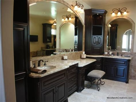 cabinets now las vegas like light floor and counter top with dark cabinet my