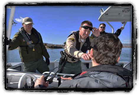 boating under the influence marine law enforcement training program